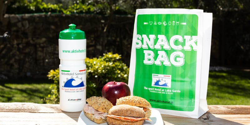 Snacks & Food for athletes