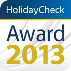 HolidayCheck 2013 Award