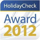 HolidayCheck 2012 Award