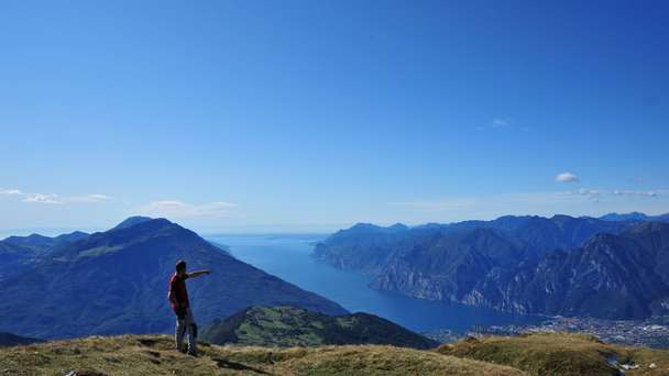 PANORAMA TREKKING AM GARDA
