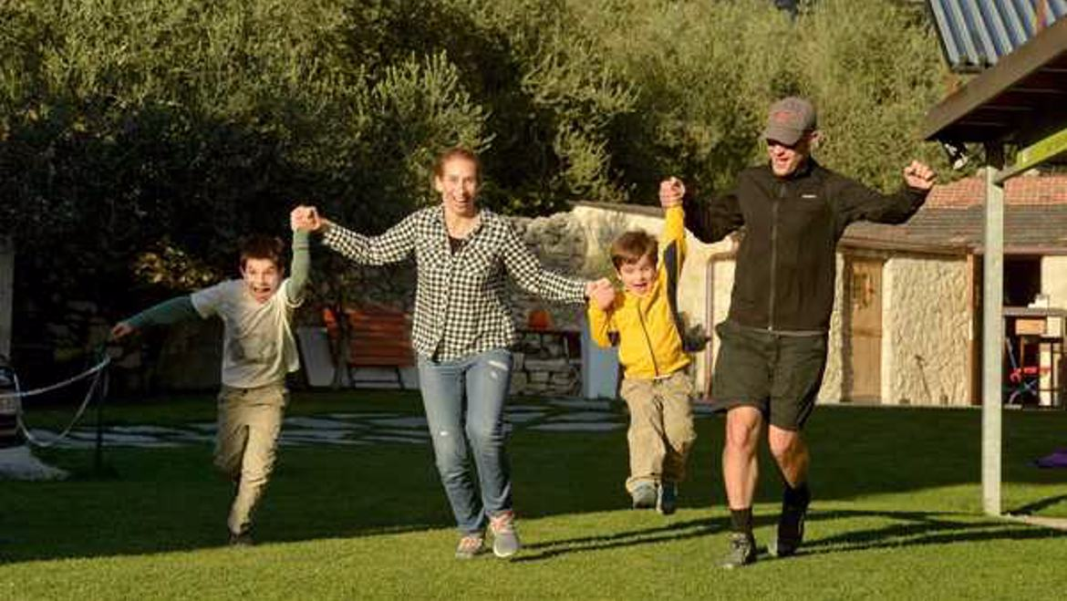 FAMILY WEEK AT TORBOLE SUL GARDA