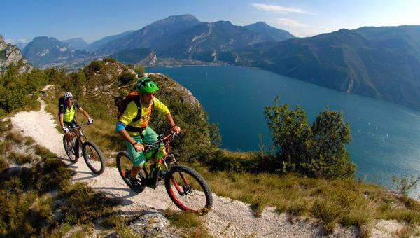 E-BIKE & E-MTB FUN AT LAKE GARDA- from 3 Nights