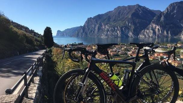 """ALL in ONE"" BICI DA CORSA AL GARDA"