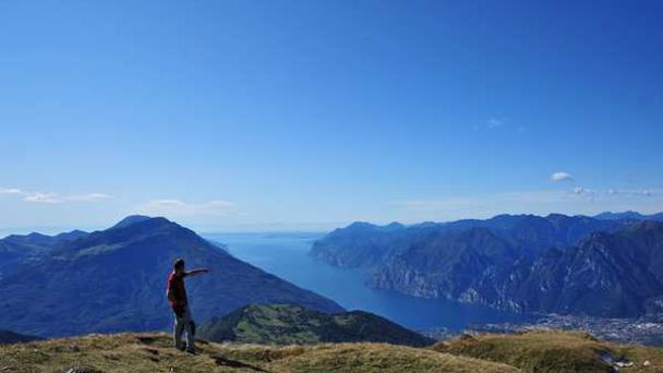 SCENIC TREKKING ON GARDA- from 3 Nights