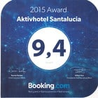 Booking 2015 Award
